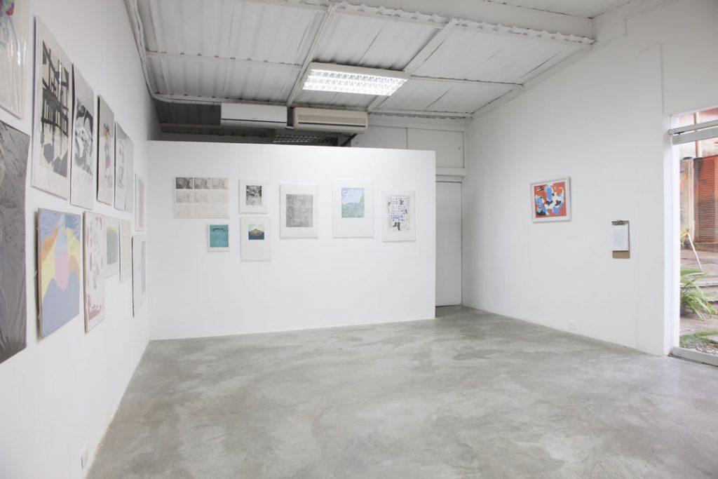 GRÁFICA - exposición/subasta a beneficio del taller de artistas gráficos asociados [TAGA]
