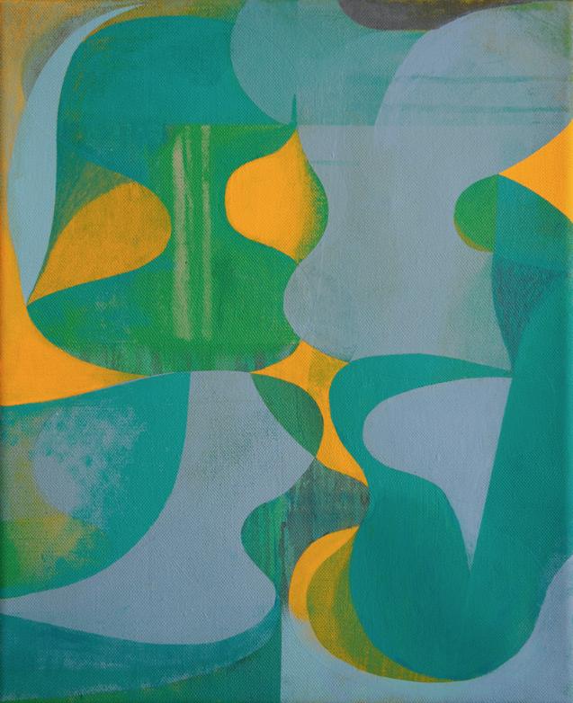 e12 Lake 12 en la carlota | 2011 | 50 × 40cm