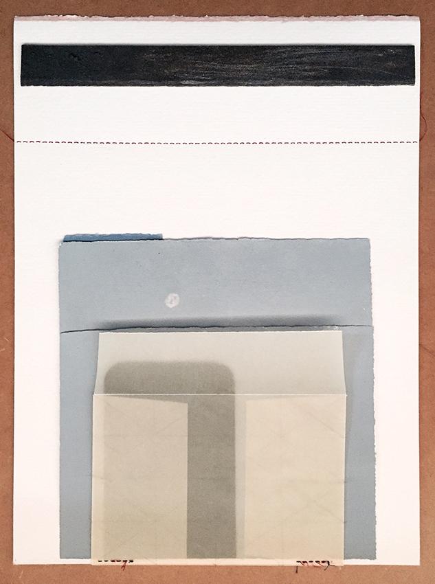 carpetas medicas iv | collage | 33,5 x 24,5 cm | 2014