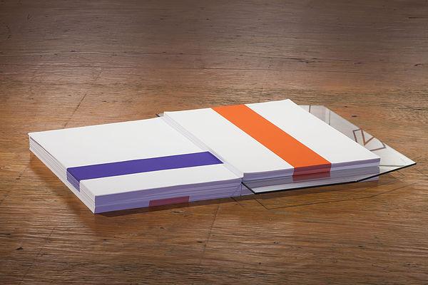 tuyyo | papel impreso y vidrio | 2015